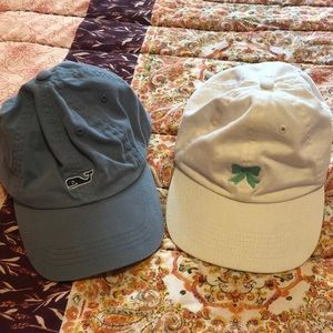 Bundle of 2 Vineyard Vines Hats